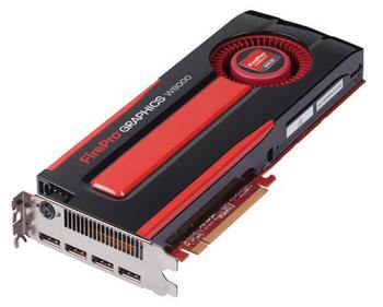 AMD FirePro W8000 (розничная цена - $1400)