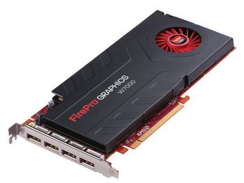 AMD FirePro W7000 (розничная цена - $750)