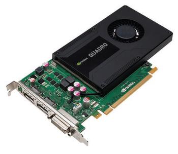 NVIDIA Quadro K2000 (розничная цена - $430)