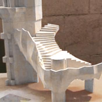 Трехмерные модели храма Святого Семейства, созданные на принтерах 3D Systems Spectrum Z510