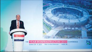 Сэр Джон Армитт, глава комитета по проведению Олимпийских игр 2012 года в Лондоне, рассказывает о подготовке к Олимпиаде