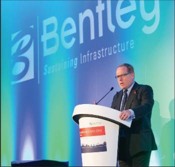 Главный исполнительный директор Crossrail Ltd. Эндрю Уолстенхолм делится секретами проекта Crossrail