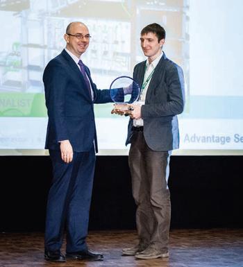 Награждение победителей конкурса Год в Инфраструктуре 2013