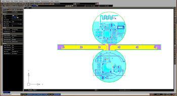 Рис. 15. Экспортируемый файл в nanoCAD