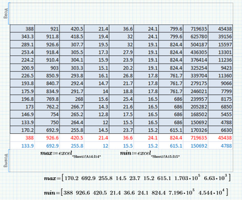 Рис. 11. Вывод данных из компонента Excel
