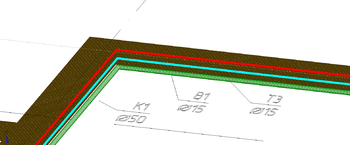 3D-реальная модель системы