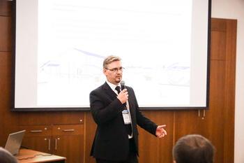 Доклад Дмитрия Чайковского (ЗАО «СиСофт Девелопмент») был выслушан с большим интересом