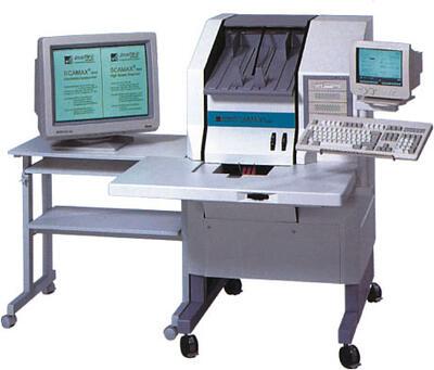 Скоростное сканирование пачек документации можно осуществить с помощью пакетных сканеров InoTec Scamax