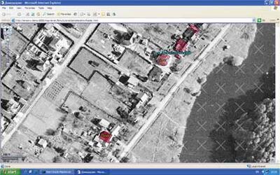 Визуализация объектов адресного реестра и аэрофотосъемки (портальное решение на основе Oracle MapViewer)