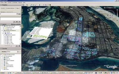 Экспорт водопроводной сети из программы WaterGEMS в GoogleEarth