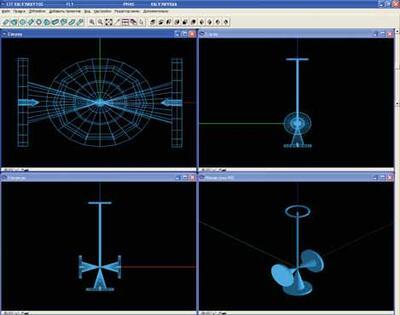 Создание и редактирование трехмерных графических компонентов в модуле PLANT-4D Конструктор компонентов (Component Builder)