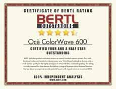 Сертификат BERTL