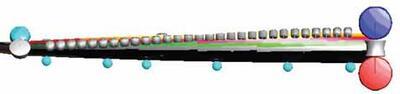 Стандартная конструкция валковой клети, полученная с помощью COPRA (модуль Трубный стан, функции конструирования клети) с постоянным центром тяжести
