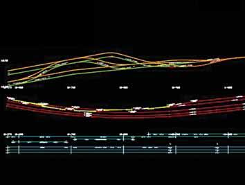 Расчет горловины станционных железнодорожных путей