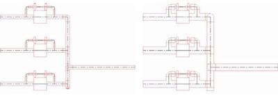 Рис. 2. Виды, сгенерированные в режиме отключенной и включенной изоляции