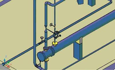 Рис. 4. Работа с эскизами дает возможность оперативно изменять спецификацию трехмерной модели в соответствии с требованиями заказчика