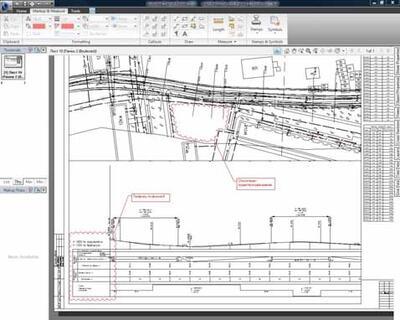 Нанесение замечаний и комментариев на лист в Autodesk Design Review