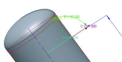 Рис. 41. Окно программы создания фланцевых соединений