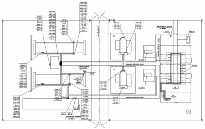 План раскладки кабелей