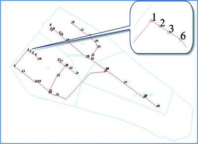 Рис. 5. Результат применения команды Упорядочить номера контуров и точек
