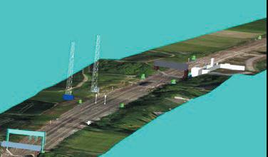 Компания Network Rail создала трехмерную масштабируемую информационную модель линии Great Western, объединив модели рельефа, наложенные изображения и модели i-model