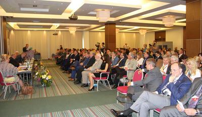 IV Европейская конференция геодезистов и кадастровых инженеров «В.Я. Струве – европейский геодезист года»