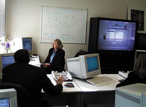Steepler Graphics Center был создан в 1992 году и является системным центром по всем программным продуктам фирмы Autodesk