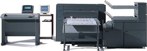 Уже около года ЦКБ МТ «Рубин» активно эксплуатирует плоттер Осе 9700 - и в правильности выбора не сомневается