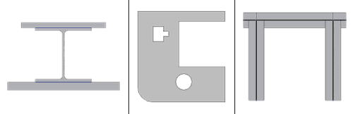 Рис. 3, 4 и 5 (слева направо)