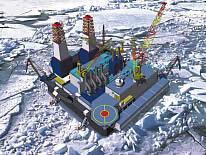 Морская ледостойкая стационарная платформа «Приразломная»