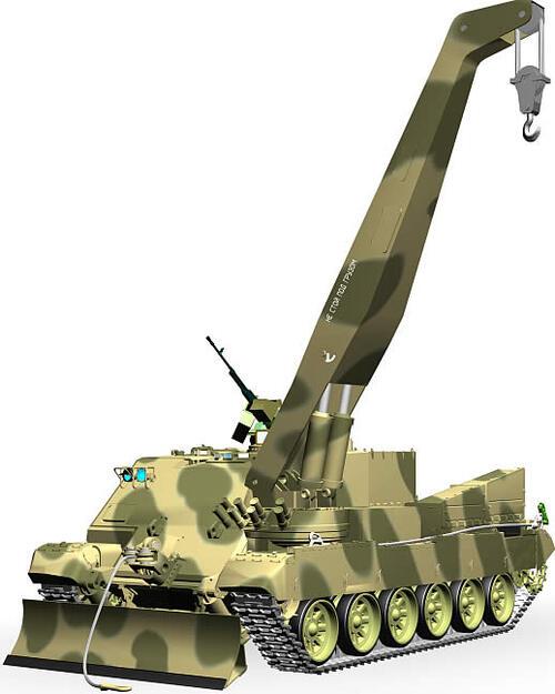 Рис. 5. БРЭМ-72Б (наружный вид)