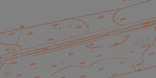 Рис. 1. Сканированное изображение участка