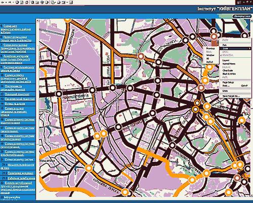 Рис. 3. Пример представления проектных материалов в формате DWF
