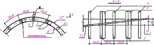 Фрагмент чертежа после повышения качества и небольшой модификации