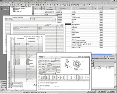 Конструкторские спецификации, рабочая документация и трехмерные модели становятся основой информационного наполнения TechnologiCS