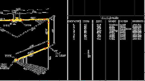 Рис. 3. Автоматический подсчет труб и их маркировка ускоряют процесс монтажа