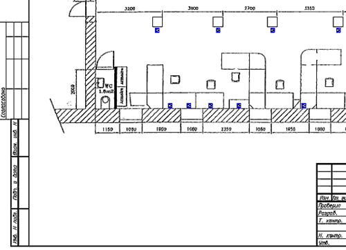 Рис. 1. Использование растрового изображения в качестве подложки