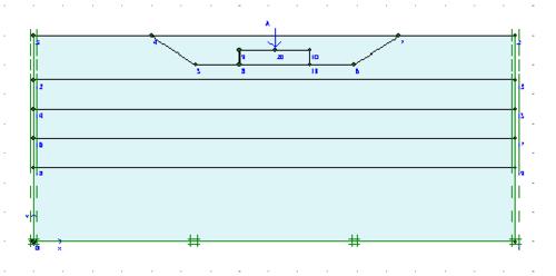 Рис. 1. Расчетная схема