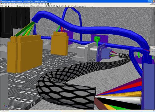 Начиная с восьмой версии Autodesk Inventor Professional можно использовать в новом качестве: для разработки проектов монтажа электрических устройств и их объединения кабельными системами