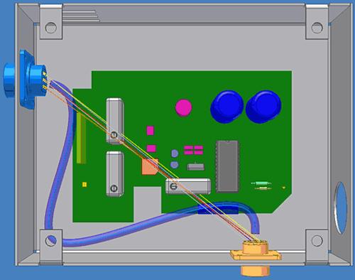 Чтобы связи превратились в реальные провода, необходимо указать в модели трассы, по которым эти провода могут прокладываться, и непосредственно осуществить прокладку