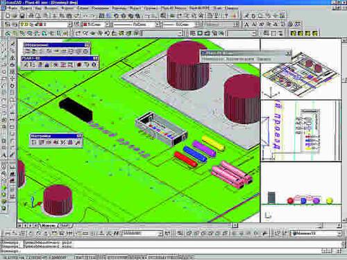 Рис. 12. Модель в стадии разработки