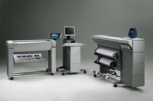 Широкоформатная система цифрового копирования TCS400
