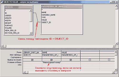 Рис. 6. Наш первый SQL-запрос в графическом формате