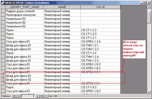 Рис. 7. Результат работы SQL-запроса