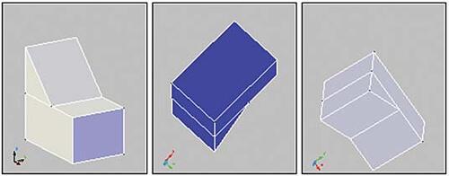 Рис 2. Команда 3D Orbit в режиме Free Orbit