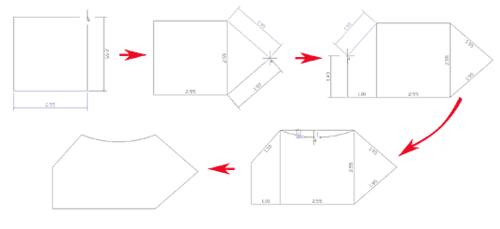 Рис. 3. Формирование составного контура
