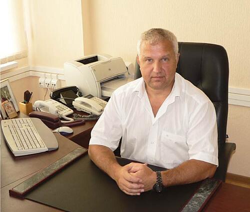 Директор ООО «ИРВИК» Владимир Анатольевич Калатузов