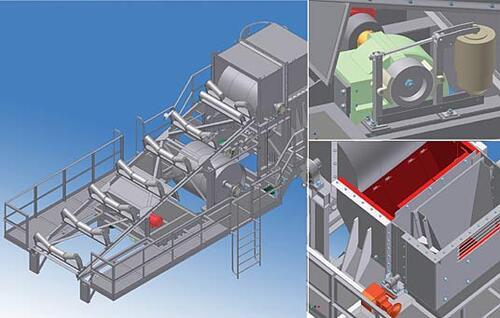 3-е место (Машиностроение) Исполнитель: Звонцов А.Н. (Институт «Норильскпроект») Проект: «Автостела» Выполнен в программе: Autodesk Inventor Series