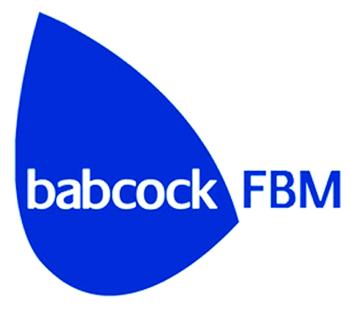 Логотип компании FBM Babcock Marine