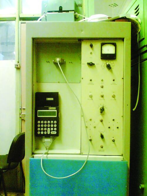 Рис. 1. Пример «малой модернизации» системы УЧПУ 2П67